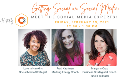 Getting Social on Social Media (event)